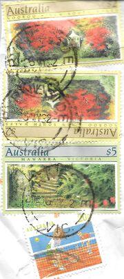 Stamps-australia-tall