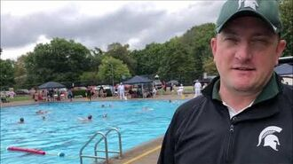 MSU Water Polo Coach reflects on game at Pittsburgh's Highland Park Pool