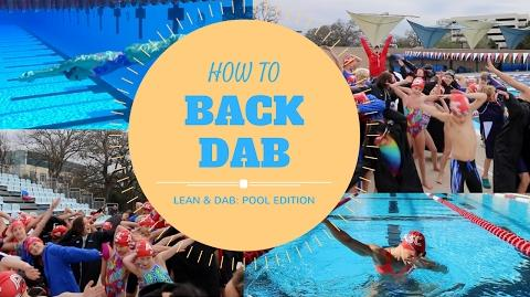 Lean & Dab Pool Edition