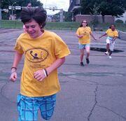 Run at Capa courts