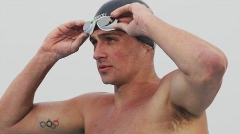 Fueled by Water - Team Speedo, Elite Swimmers