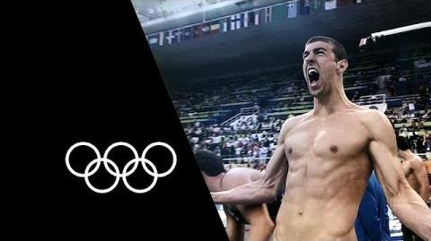 Michael Phelps - The Record Breaker Olympic Records-0