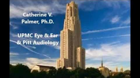 Catherine Palmer gets award and praise at Univ. of Pittsburgh for mentoring