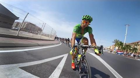 """GoPro """"Beyond the Race"""" - World Cycling Champion Peter Sagan Returns to His Roots (Ep"""