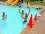 Water Polo at CAMP CAPA