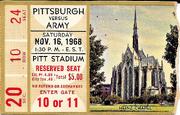 Pitt-vs-Army 50years