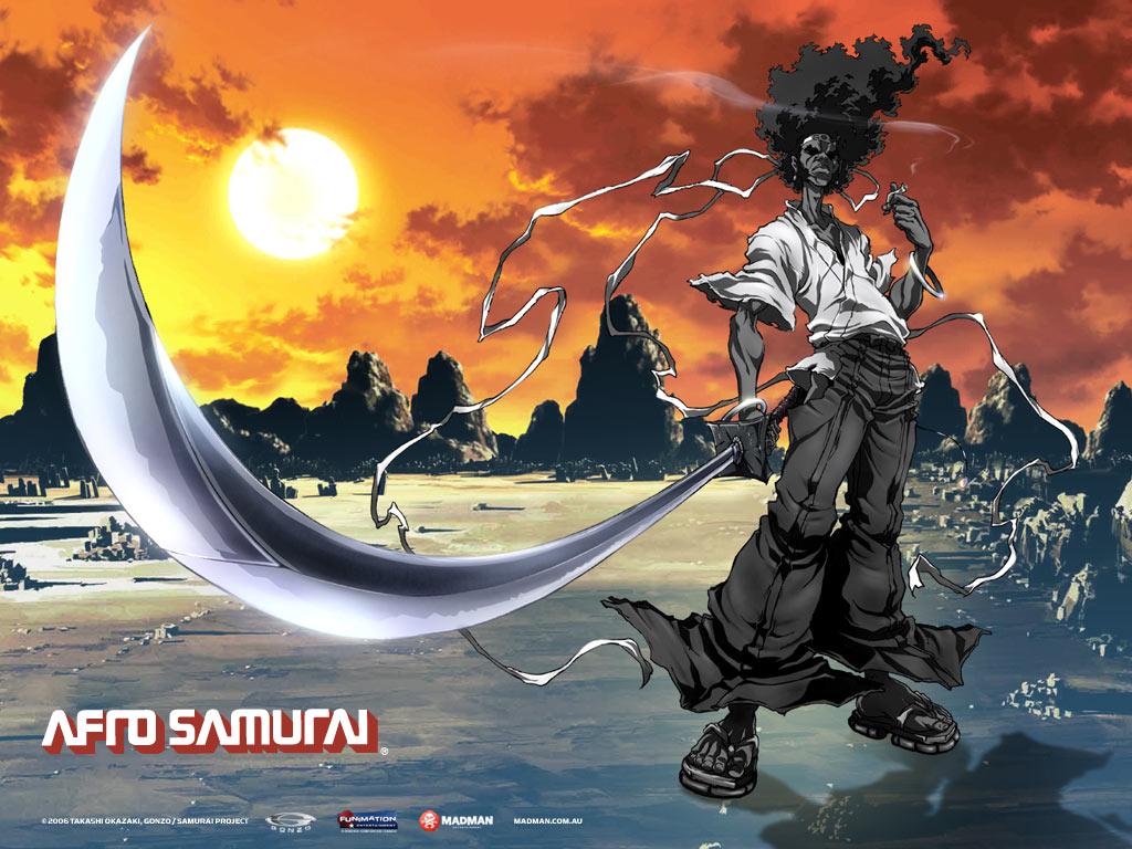 Afro Samurai Anime Afro Samurai Wiki Fandom