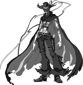 Justice Afro Samurai Wiki Fandom