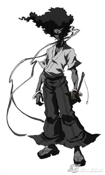 Afro Afro Samurai Wiki Fandom