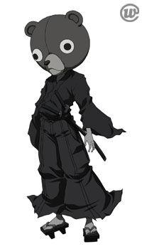 Jinno Afro Samurai Wiki Fandom