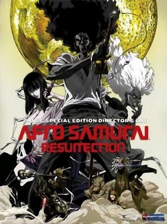 Afro Samurai Resurrection Afro Samurai Wiki Fandom