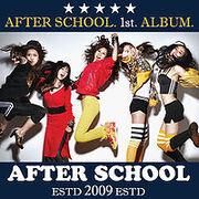 200px-After School - New Schoolgirl (2009) Cover 2