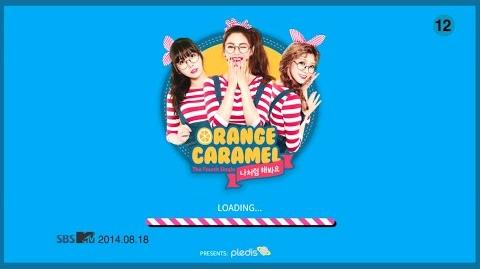 MV ORANGE CARAMEL '나처럼 해봐요(My Copycat)' Music video