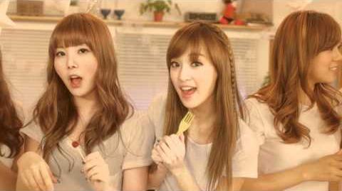 Sondambi, Afterschool(손담비, 애프터스쿨) LOVE LETTER MV