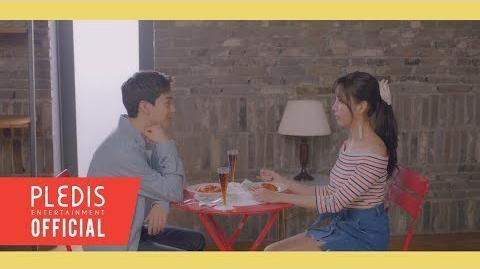MV RAINA(레이나) - '밥 영화 카페(Loop)' (Feat. Aron of NU'EST)