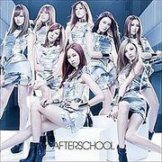 220px-Rambling Girls Because of You CD cover version C