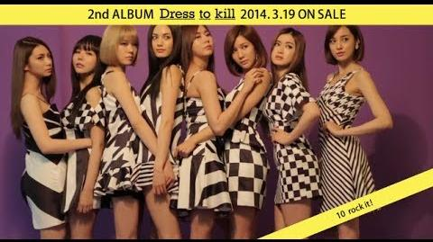 AFTERSCHOOL 「Dress to kill」ダイジェスト映像