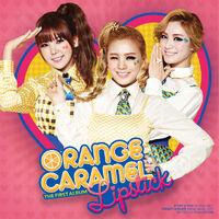 300px-Orange Caramel - 'Lipstick' cover