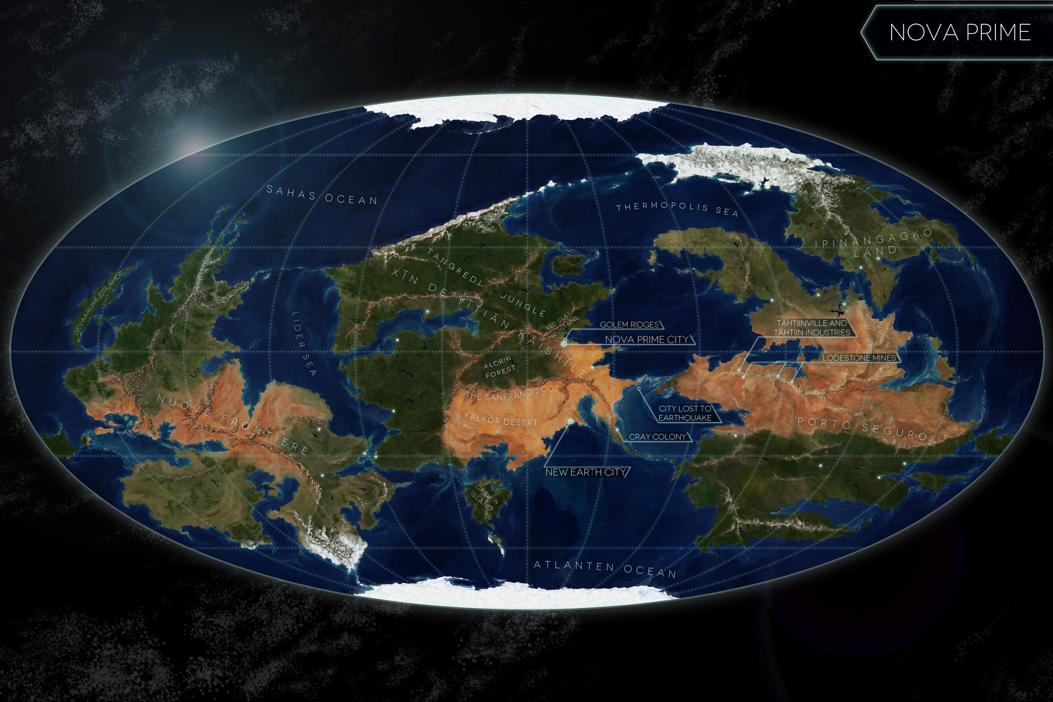 Nova Prime | After Earth Wiki | FANDOM powered by Wikia