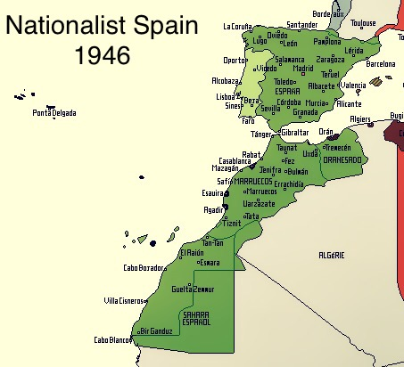 Nationalist Spain