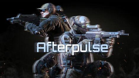 Afterpulse Main menu