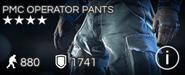 PMC Operator Pants