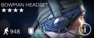 Bowman Headset