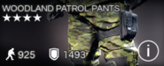 Woodland Patrol Pants
