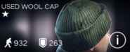 Used Wool Cap