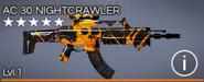 AC 30 Nightcrawler 5 star