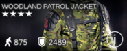 Woodland Patrol Jacket