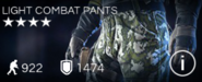 Light Combat Pants