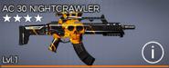 AC 30 Nightcrawler 4 star