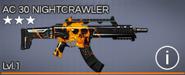 AC 30 Nightcrawler 3 star