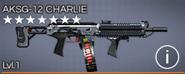 AKSG- 12 Charlie 7 star