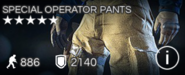 Special Operator Pants