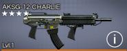 AKSG- 12 Charlie 4 star