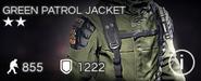 Green Patrol Jacket