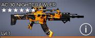 AC 30 Nightcrawler 6 star
