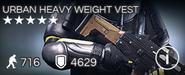 Urban Heavy Weight Vest