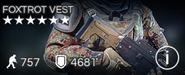 Foxtrot Vest