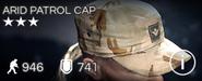 Arid Patrol Cap