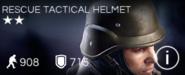 Rescue Tactical Helmet