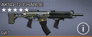 AKSG- 12 Charlie 5 star