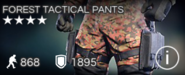 Forest Tactical Pants