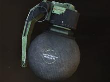 Frag Grenade ingame