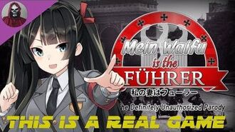 Germans Turned Into Waifus? Yes, This Is a Real Game