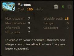 Marine info