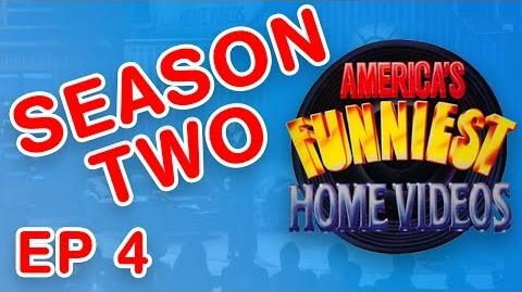 America's Funniest Home Videos SEASON 2 - EPISODE 4