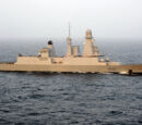 Horizon class destroyer